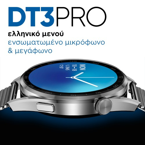 SMARTWATCH DT3 PRO